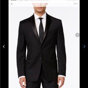 Men's Calvin Klein two button tuxedo jacket SZ46